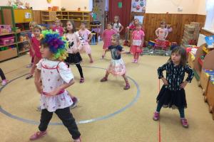 Taneční kroužky