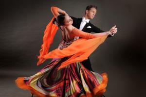 Taneční ukázky